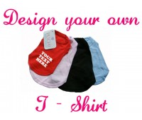 Design Your Own Dog T-Shirt