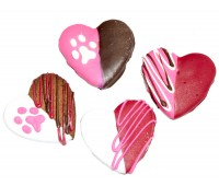 Hearts Of Love Dog Treats x 2