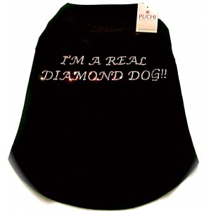 Im a Real Diamond Dog in Diamantes