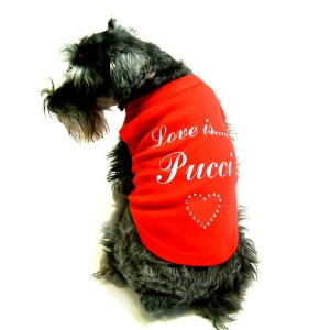 Love is....Puchi T-Shirt