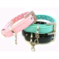 Lovely Leather Dog Collars