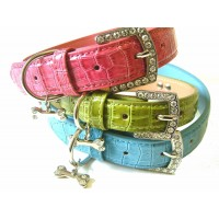Mayfair Dog Collar