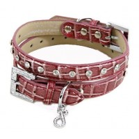 Mulberry Dog Collar