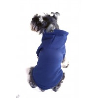 Plain Dog Hoodies in Chelsea Blue