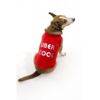 Uber Cool Dog Tshirt