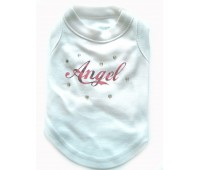 Angel Diamante Dog T-Shirt