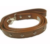 Choc Croc Dog Lead