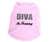 Diva In Training! Dog Tshirt As seen On TV