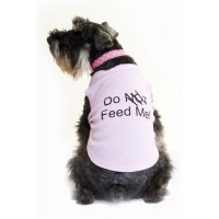 Do Not Feed Me Dog T-shirt!