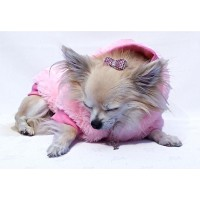 Pinky Minky Luxury faux Fur Jacket