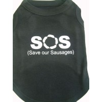 Save Our Sausages Dog Tshirt