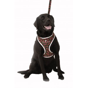 Very Cherry Dog Softy Harness
