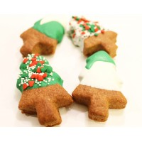 Christmas Tree Cookies x 3