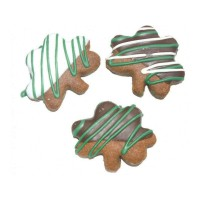 Shamrock Dog Treats x 2